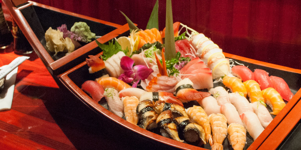 Catering and parties sushi yoshi stowe - Yoshi japanese cuisine ...